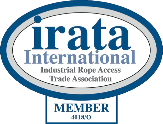 International Rope Access Trade Association member logo